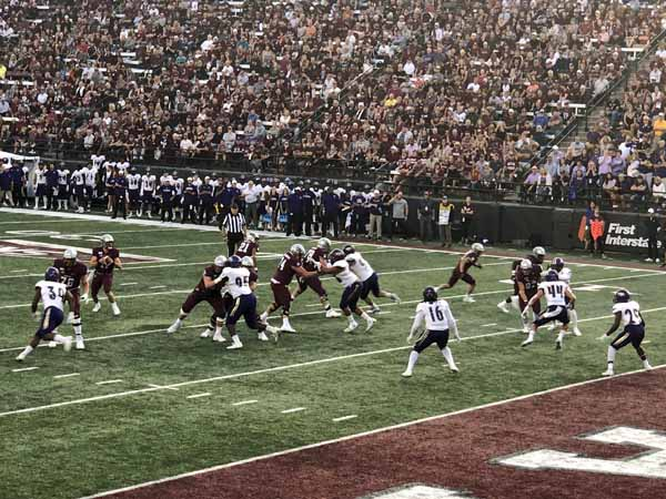 Griz Football lodging near Missoula Montana