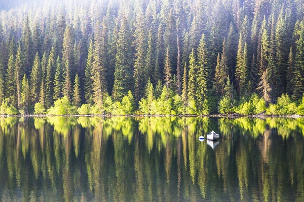 Road trip to see Montana lakes